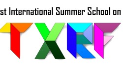 1st International Summer School on TXRF postponed to 2021